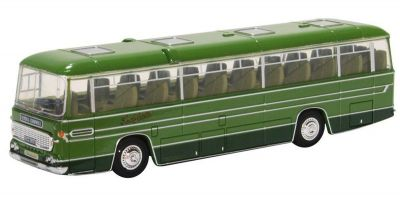 OXFORD 1/76scale Duple Commander MKII Southdown Green  [No.OX76DC001]