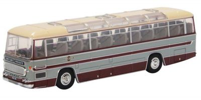 OXFORD 1/76scale Duple Commander MKII Grey Cars  [No.OX76DC002]