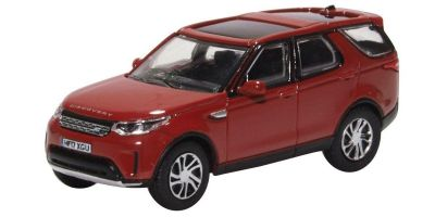 OXFORD 1/76scale Land Rover Discovery 5 Firenze Red  [No.OX76DIS5003]