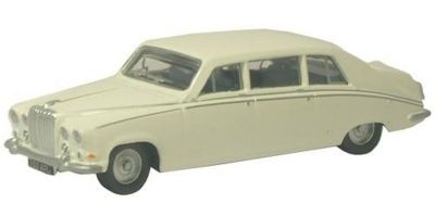 OXFORD 1/76scale Daimler DS420 Old English White  [No.OX76DS001]