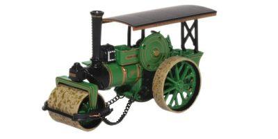 OXFORD 1/76scale Fowler Steam Roller No.18873 City of Truro  [No.OX76FSR005]