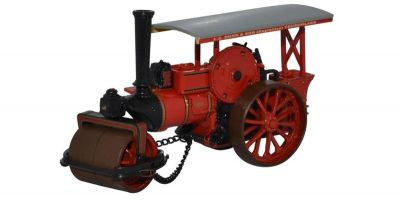OXFORD 1/76scale Fowler Steam Roller No.15981eve  [No.OX76FSR006]