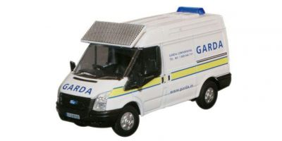 OXFORD 1/76scale Ford Transit MK5 SWB Medium Garda  [No.OX76FT007]