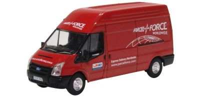 OXFORD 1/76scale Ford Transit Mk5 Parcelforce  [No.OX76FT034]