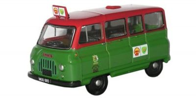 OXFORD 1/76scale Shell-Mex & BP Ltd Austin J2 Minibus  [No.OX76JA008]