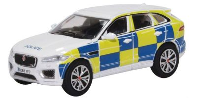 OXFORD 1/76scale Jaguar F Pace Police  [No.OX76JFP004]