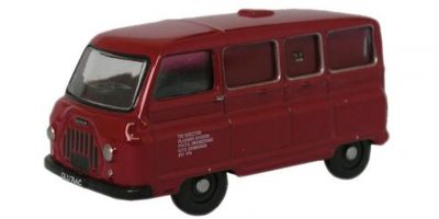OXFORD 1/76scale Morris J2 Van Post Office Engineering  [No.OX76JM017]