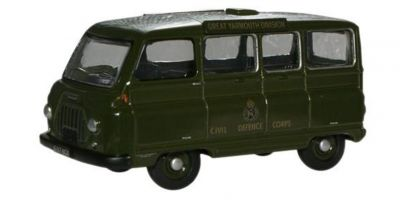OXFORD 1/76scale Morris J2 Minibus Civil Defence   [No.OX76JM021]