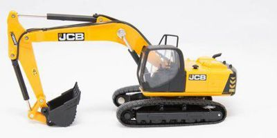 OXFORD 1/76scale JCB JS220 Tracked Excavator  [No.OX76JS001]