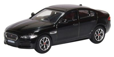OXFORD 1/76scale Jaguar XE Narvik Black  [No.OX76JXE003]