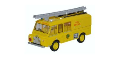 OXFORD 1/76scale Land Rover FT6 Civil Defence  [No.OX76LRC006]