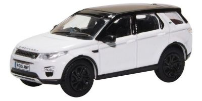 OXFORD 1/76scale Land Rover Discovery Sport Fuji White  [No.OX76LRDS003]