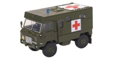 OXFORD 1/76scale Land Rover FC Ambulance Nato Green  [No.OX76LRFCA02]