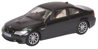 OXFORD 1/76scale BMW M3 Coupe E92 Jerez Black  [No.OX76M3002]
