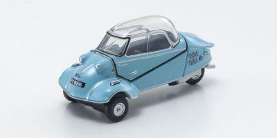 OXFORD 1/76scale Messerschmitt KR200 Bubble Top Light Blue  [No.OX76MBC004]