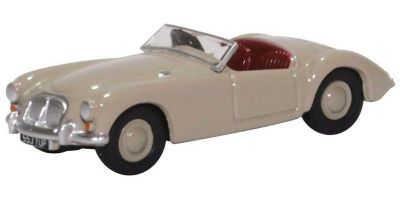 OXFORD 1/76scale MGA Dove Grey  [No.OX76MGA005]