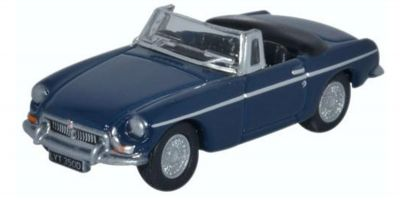 OXFORD 1/76scale MGB Roadster Mineral Blue  [No.OX76MGB008]
