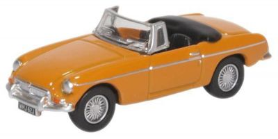 OXFORD 1/76scale MGB Roadster (Bronze Yellow)  [No.OX76MGB009]