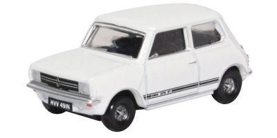 OXFORD 1/76scale Mini 1275GT Glacier White  [No.OX76MINGT05]