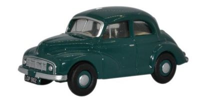 OXFORD 1/76scale The Morris Minor Romain Green Minor MM Saloon  [No.OX76MMS001]