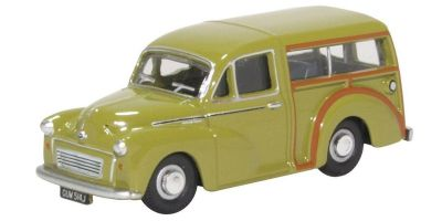 OXFORD 1/76scale Morris Traveller Limeflower  [No.OX76MMT010]