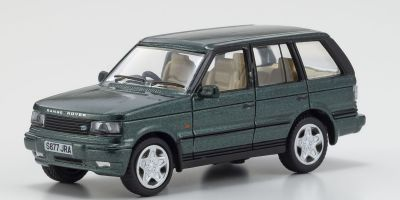 OXFORD 1/76scale Range Rover P38 Epsom Green  [No.OX76P38003]