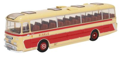 OXFORD 1/76scale Plaxton Panorama Ribble Bus  [No.OX76PAN007]