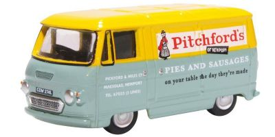 OXFORD 1/76scale Commer PB Van Pitchford & Miles  [No.OX76PB009]