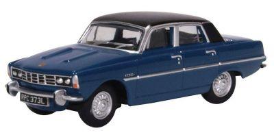 OXFORD 1/76scale Rover P6 Corsica Blue  [No.OX76RP006]