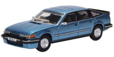 OXFORD 1/76scale Rover SD1 3500 Vitesse Moonraker Blue  [No.OX76SDV003]