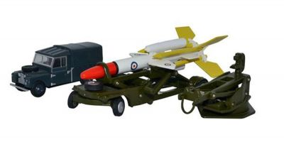 OXFORD 1/76scale Bloodhound Missile Set  [No.OX76SET65]