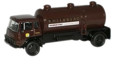 OXFORD 1/76scale Bedford TK Tanker Whitbread  [No.OX76TK007]