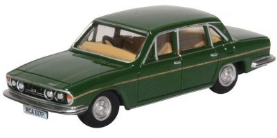 OXFORD 1/76scale Triumph 2500 British Racing Green  [No.OX76TP006]