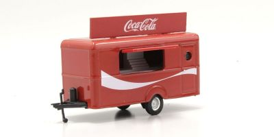 OXFORD 1/76scale Mobile Trailer Coca-Cola  [No.OX76TR015CC]