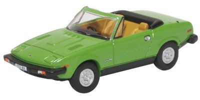 OXFORD 1/76scale Triumph TR7 Convertible Triton Green  [No.OX76TR7001]