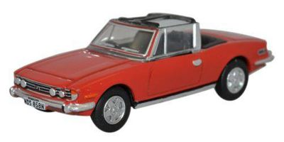 OXFORD 1/76scale Triumph Stag Pimiento Red  [No.OX76TS003]