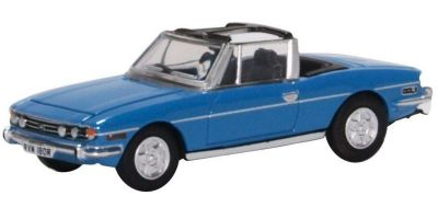 OXFORD 1/76scale Triumph Stag Tahiti Blue  [No.OX76TS004]