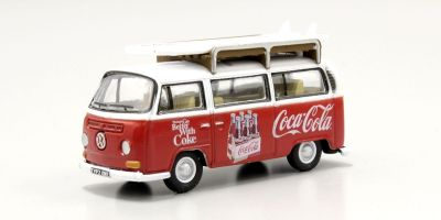 OXFORD 1/76scale VW Bay Window Coca-Cola  [No.OX76VW030CC]