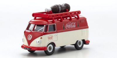 OXFORD 1/76scale VW T1 Van Bottle-loaded Coca-Cola  [No.OX76VWS07CC]