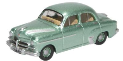 OXFORD 1/76scale Vauxhall Wyvern Metallic Chrome Green  [No.OX76VWY006]