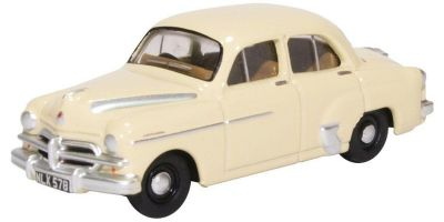 OXFORD 1/76scale Vauxhall Wyvern Regency Cream  [No.OX76VWY007]