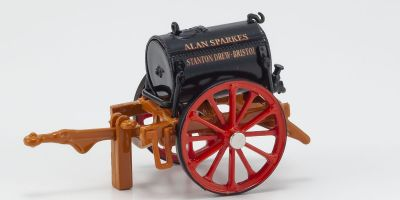 OXFORD 1/76scale Water Bowser Alan Sparkes  [No.OX76WB001]