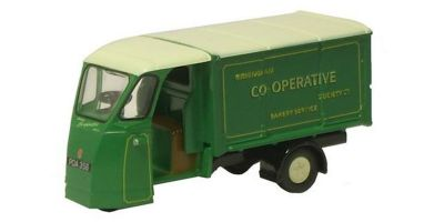 OXFORD 1/76scale Birmingham Co-op Wales & Edwards Bakery Van  [No.OX76WE008]