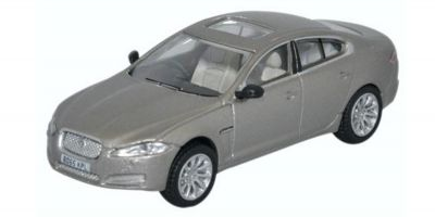 OXFORD 1/76scale Jaguar XF Ammonite Grey  [No.OX76XF007]