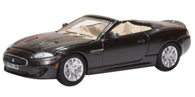 OXFORD 1/76scale Jaguar XK Stratus Grey  [No.OX76XK005]