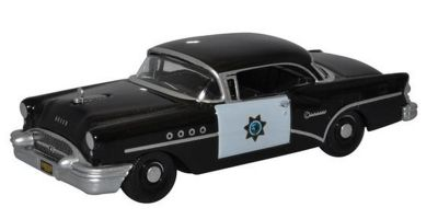 OXFORD 1/87scale Buick Century California Highway Patrol  [No.OX87BC55003]