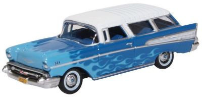 OXFORD 1/87scale Chevrolet Nomad 1957 Hot Rod  [No.OX87CN57005]