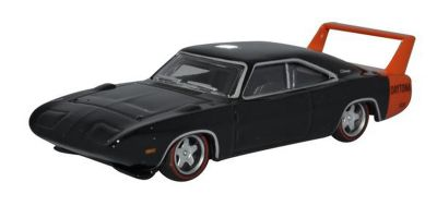 OXFORD 1/87scale Dodge Charger Daytona 1969 Black  [No.OX87DD69001]