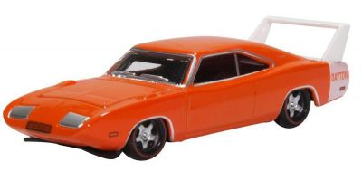 OXFORD 1/87scale Dodge Charger Daytona 1969 Orange  [No.OX87DD69002]
