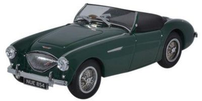 OXFORD 1/43scale Austin-Healey 100 BN1 Spruce Green Open  [No.OXAH1003]